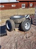 Gräsyte hjul traktor W11*18 W13*28, 2018, Wheels