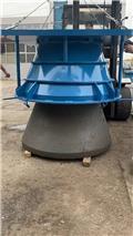Metalika CK-1000 Concrete pipe machine, 2020, Betonsteinmaschinen