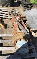 Atlas axle Most od ATLAS 1404 1998, 1998, Wheeled excavators