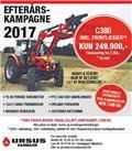 Ursus C-380, 2017, Traktorer