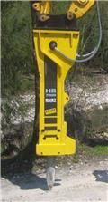 Atlas Copco HB 7000, 1998, Martillos hidráulicos