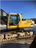 Volvo EC 290 B LC, 2002, Gravemaskiner for riving