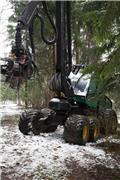 Timberjack 1070, 2000, Harvester