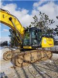 New Holland E 385, 2011, Crawler excavators