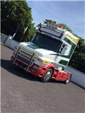 Scania 164 580، 2002، وحدات الجر