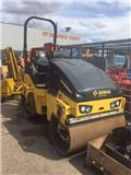 Bomag BW 120 AD-5, 2015, Twin drum rollers