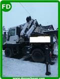 Unimog U400, 2000, Tovornjaki z žerjavom