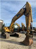 Caterpillar 322 CL, 2003, Roomikekskavaatorid