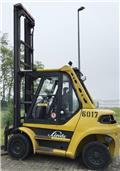 Linde H60D, 2006, Diesel Forklifts