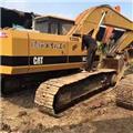 Caterpillar E 200 B, Excavadoras sobre orugas
