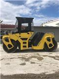 Bomag BW 161 AD-5, 2015, Twin drum rollers