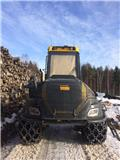 Ponsse Buffalo 8W, 2018, Forwarder