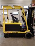 Hyster E 3.20 XM, 2006, Electric Forklifts