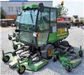 John Deere 1600 T, 2009, Stand on klipper