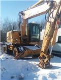 Case WX 185, 2005, Wheeled excavators