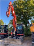 Kubota KX 080-4, 2014, Mini excavators  7t - 12t