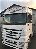 Mercedes-Benz Actros 1841, 2012, Dragbilar