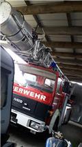 Iveco 140-19 Feuerwehr  Firetruck Drehleiter  23/12, 1987, Belediye / genel amaçli araçlar