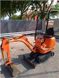 JCB 8008 CTS, 2012, Mini excavators < 7t (Mini diggers)
