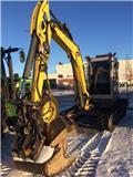Wacker Neuson 6003, 2015, Crawler Excavators