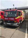 Mercedes-Benz 1325F, Fire Trucks
