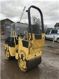 Bomag BW 80, 2005, Twin drum rollers