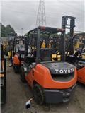 Toyota FD 30, 2013, Empilhadores Diesel