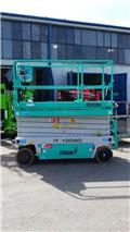 Iteco IT 10090, 2015, Scissor Lifts