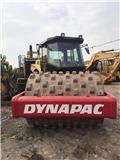 Danapac road roller 602d, 2013, Twin drum rollers