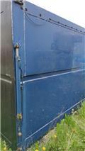 Box 766x260x200, Andre komponenter
