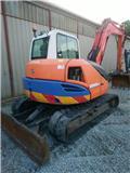 Kubota KX 080-3, 2008, Excavadoras 7t - 12t
