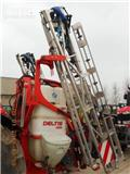 Kuhn Deltis 1200, 2012, Mounted sprayers