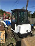 Bobcat x220, 1989, Mini Excavators <7t (Mini Diggers)