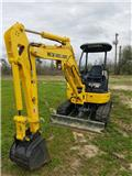 New Holland E 30, 2016, Mini Excavators <7t (Mini Diggers)