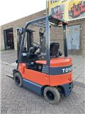 Toyota 7 FB MF 18, 2009, Electric Forklifts