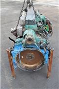 Volvo EC 20, Moottorit