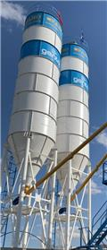Fabo 100 TONS BOLTED SILO READY IN STOCK NOW BEST QUALI، 2020، خلاطات خرسانة