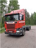 Scania R 560, 2016, Chassier