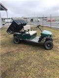 Cushman Hauler PRO X, 2013, Golf carts