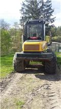 Ponsse Wisent 8W, 2005, Forwarders