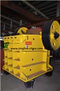 Kinglink PEV-1050x750 Hydraulic Jaw Crusher, 2016, Krossar