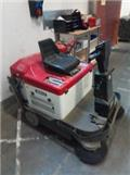 Elektro-Kehrmaschine, Kehrer