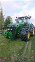 John Deere 8330, 2007, Traktorer