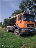 MAN F2000, 1999, Rönkszállító teherautók