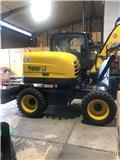 Yanmar B 7-5, 2020, Wheeled excavators