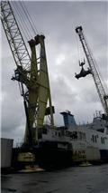 Fantuzzi MHC 200, 2006, Żurawie portowe
