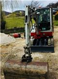 Takeuchi TB228, 2010, Mini bagri <7t