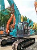 Kobelco SK 260, Excavadoras sobre orugas