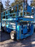 Genie GS 4390 RT, 2005, Saksilavat