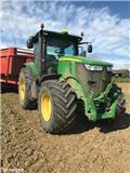 John Deere 7230 R, 2012, Traktory